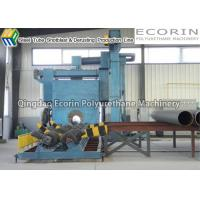Quality 120 M / S Industrial Shot Blasting Equipment Spray Painting Roller Type wholesale