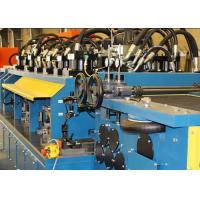 China High Speed C Z Purlin Roll Forming Machine / Ceiling Purlin Metal Roofing Roll Former on sale
