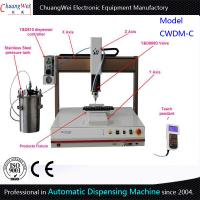 Quality Automated Dispensing Machine Adhesive Dispenser With Tank Easy Programming wholesale