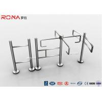 Best Half Height Turnstile Entrance Gates Access Control RS485 Communication Interface wholesale