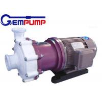 Best ZMD Fluorine plastic self-priming magnetic pump red cast Iron / Industrial Centrifugal Pumps wholesale