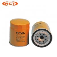 China 215mm Height Excavator Filter / Mitsubishi Oil Filter ME014833 LF3433 P550067 on sale