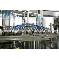 5~10L Reliable Machinery Automatic 3in1 Water Filling Production Line (CGFA)