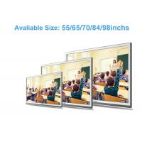 Quality Portable Smart Interactive Whiteboard For Teaching / Meeting , Touch Screen Whiteboard wholesale