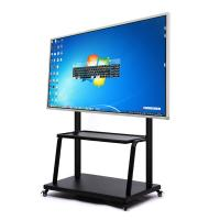 Best Movable Electronic Smart Digital Whiteboard Easy Using For Teaching Meeting wholesale