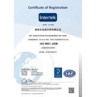 Shenzhen Silu Technology Co., Ltd Certifications