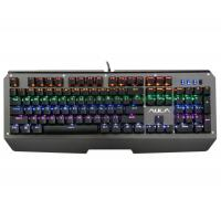 Backlight Wired Mechanical Gaming Keyboard With optical switch 104 Keys