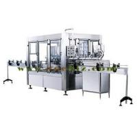 Best 1.5kw Automatic Pure / Mineral / Drinking Bottled Water Filling machine with 4 heads wholesale