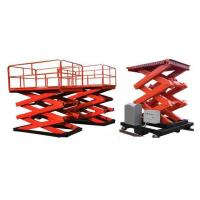 Quality 2000Kg Hydraulic Stationary Scissor Lift 2.38m wholesale