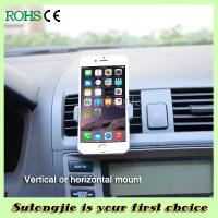Best 360 Degree Rotation Iphone Holder For Car For Air Vent Car Holder wholesale