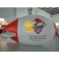 Best Large Waterproof Filled Helium Zeppelin for Political Election, RC Blimps Balloons wholesale