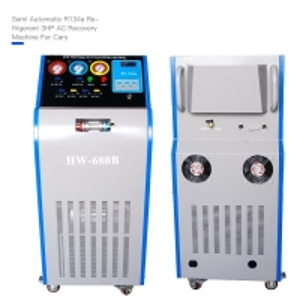 Best 4HP Car AC Service Station 650g/Min Car Aircon Service Semi Automatic wholesale