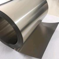 Best Custom Made Titanium Foil Roll For Aerospace / Medical Equipment / Chemical wholesale