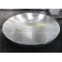 Best F304L Stainless Steel Forged Disc Finish  Machined Standard Or Non-standard Heat Exchanger Pressure Vessel wholesale
