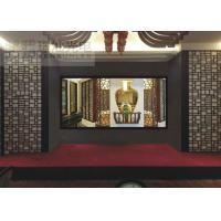 Best Fixed Style Indoor Led Wall , Led Video Display Screen Die Cast Aluminum Cabinet wholesale
