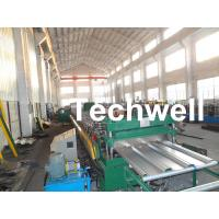 Best Steel Structure Floor Deck Roll Forming Machine for Making Metal Structure Floor Decking Panel wholesale