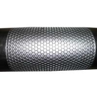 Best 42CrMoA Steel Alloy Embossing Roller With Chrome Plating Thickness 0.03 - 0.12mm wholesale