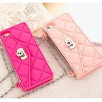 handbag silicone phone case for Iphone 4/4s/5