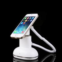 China COMER anti-theft cable locking desktop display for gsm cell phone security alarm display stands on sale