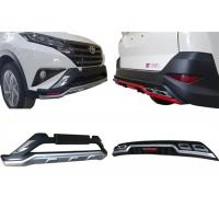 Best Car Accessories Front Guard And Rear Guard Protector for 2018 new Toyota Rush wholesale