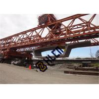 Quality JPX30 balanced cantilever segmental launching gantry applied in Wuhu Yangtze River Highway No.2 bridge wholesale