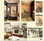Best Customised Wallpaper Mural,Chinese Art,ASL81089-81090 wholesale
