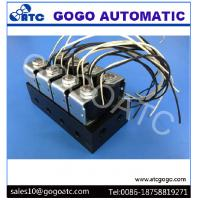 Quality Pneumatic Solenoid Valve Group Shock Absorber Aa - Vu4 Block From Nico Aiacor Air Suspension Valve wholesale