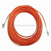 Best Fiber Patch Cord with Low Insertion Loss and -40 to 70°C Storage Temperature wholesale