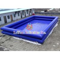 Best Powder Pits Inflatable Water Toys Swimming Bubble Pool Digital Printed Slide wholesale