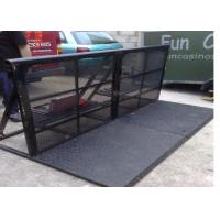 Best Durable Metal Crowd Control Barriers Canada Corrosion And Aging Resistance wholesale