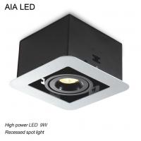 Best Inside 900lumen surface mounted 9W COB LED down light for hallway use wholesale