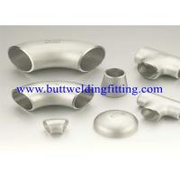 """Best Stainless Steel 904L But Weld Fittings  NO8904 / 1.4539 1""""  8""""  24""""  SCH10S SCH40S SCH80S ASME B 16.9 wholesale"""