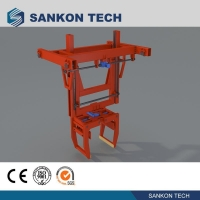 Buy cheap ISO9001 380V Rotary Crane AAC Block Cutting Machine from wholesalers