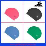 Best swimming hat,latex swim caps,flag swim cap wholesale
