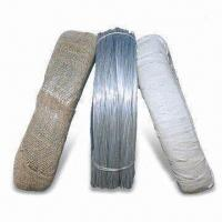 Best Electro-galvanized Iron Wire with 10 to 25% Elongation Rate and 30 to 70kg Tensile Strength wholesale