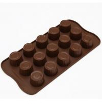 Best Make Your Own Plastic Chocolate Molds , Chocolate Ball Mold Anti Bacetrial wholesale