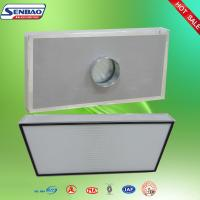 Best Glassfiber Replaceable Hepa Air Filter Ceiling Module Large Dust Holding wholesale