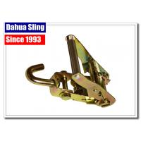 Best Heavy Duty Long Ratchet Strap Handle With Swivel Hook For Small Ratchet Straps wholesale
