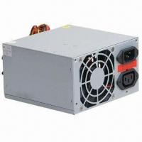 China ATX Power Supply with Silent 8cm Fan Cooling Feature on sale