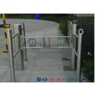 Best DC24V Brush Motor Access Control Gate Passage Barrier Door to Door Express Access wholesale