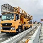 Best 19-22m Platform Type Bridge Inspection Detection Truck / Concrete Pumping Equipment wholesale