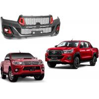 Best Replacement Body Kits TRD Style Upgrade Facelift for Toyota Hilux Revo and Rocco wholesale