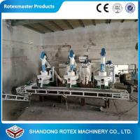 Best Good Performance Wood Pellet Making Machine For 1.2-1.5 Tons Per Hour wholesale
