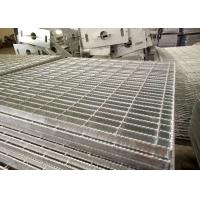 Best Anti Slip Mild steel Steel Bar Grating / Q235 A36 SS304 Stainless Steel Floor Grating wholesale