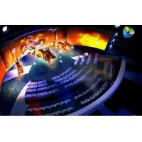 Best Customized High Definition 5D Cinema Equipment With Curved Screen wholesale