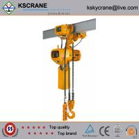 Best 1t,2t,3t,5t,220V/380V Electric Chain Hoist With Good Quality and Best Price wholesale