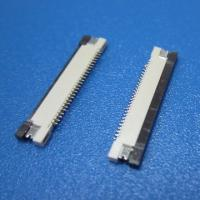 Cheap fpc connectors 0.5mm pitch  Ultra thin type H=1.0mm smt for sale