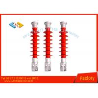 Best 10kV 5kN Silicone Cross Arm Insulator Small Dispersion FS-10/5  , Acid Resistant Type wholesale