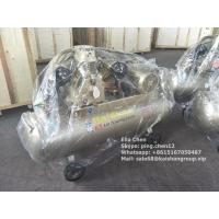 Buy cheap KS150 15hp 11kw 0.8Mpa 3 cylinder industry piston air compressor with 310L air from wholesalers