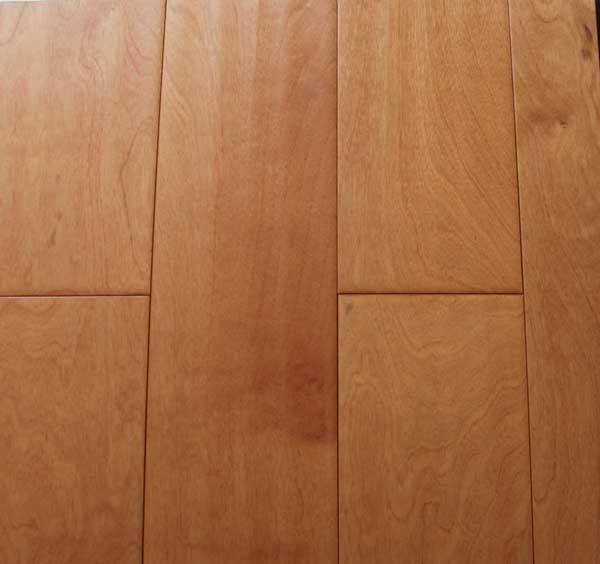 Details Of Handscraped Birch Engineered Hardwood Flooring